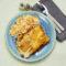 Lasagne bolonese, surówka colesław