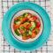 Surówka z pomidora i ogórka