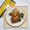 Udziki kurczaka pieczone w ziołach